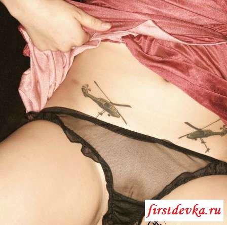 Девушки с красивыми татуировками