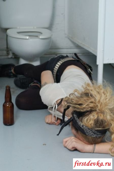 Ну уж неимоверно пьяные девки