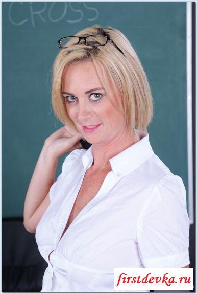 Эротика в школе от пошлой училки секс фото
