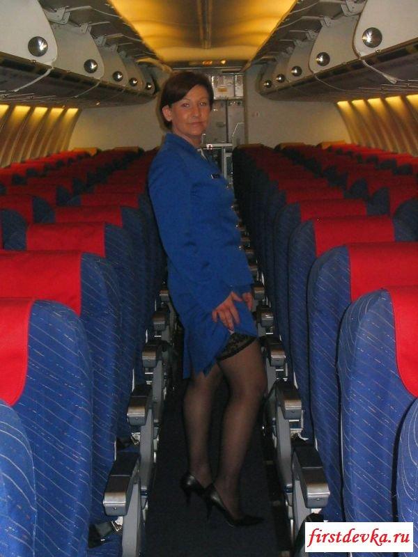 Эротичные стюардессы в аэро эротике секс фото