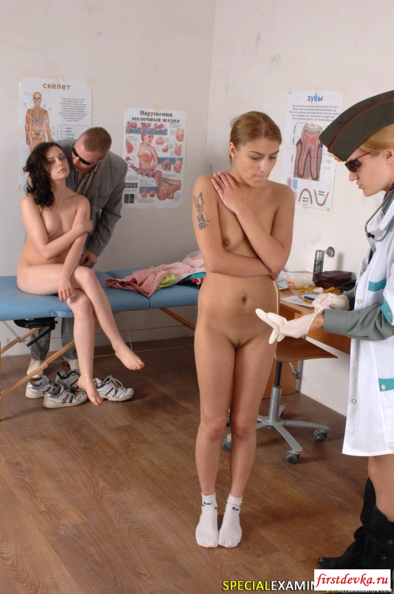 смотреть онлайн как девушки проходят медосмотр и выполняют физические упражнения случае ганг-бангом