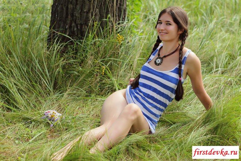 Привлекательные девичьи влагалища похотливых прошмандовок (31 эротические фотографии)