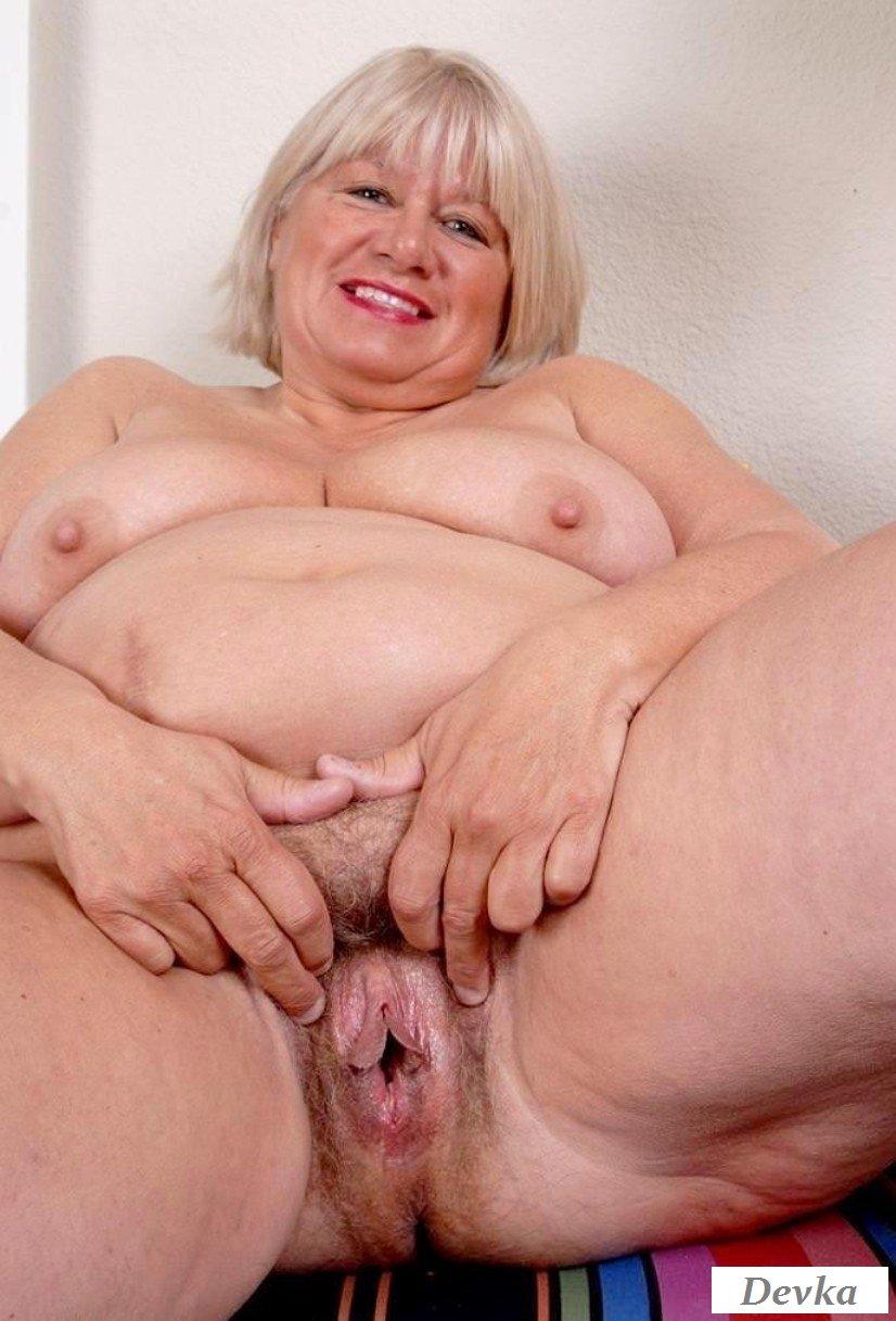 Голые Бабушки Порно Фото